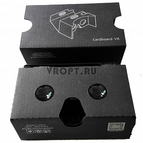 Google Cardboard V2 Black LP оптом